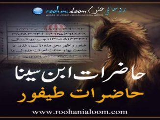 Hazirat-ibn-e-sina