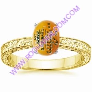 انگشتری شمس (طلا)۔