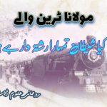 مولانا ٹرین والے